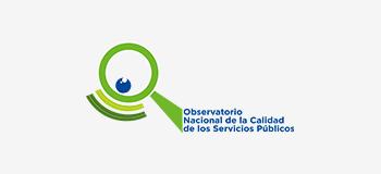 Observatorio de la calidad de los servicios públicos
