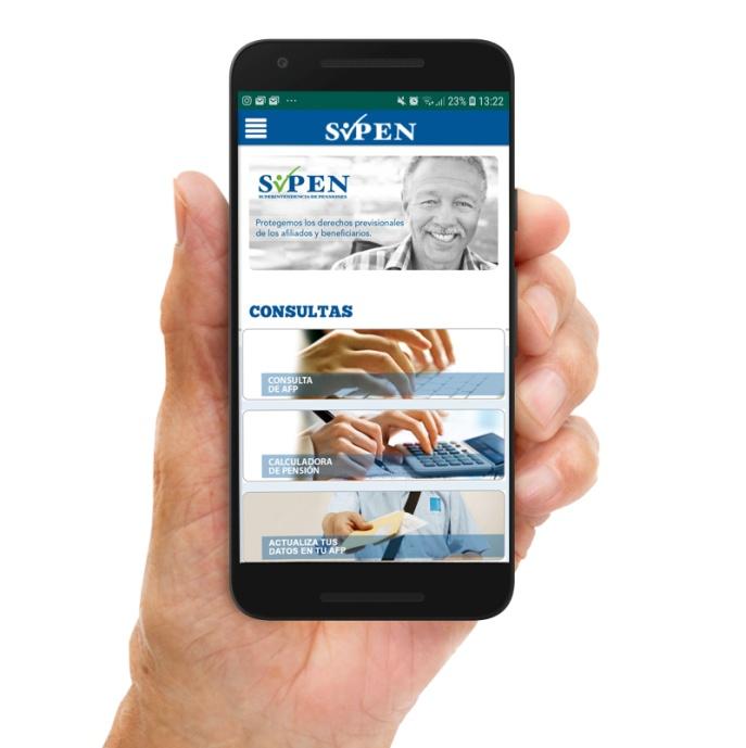 SIPEN pone a disposición de los ciudadanos aplicación móvil