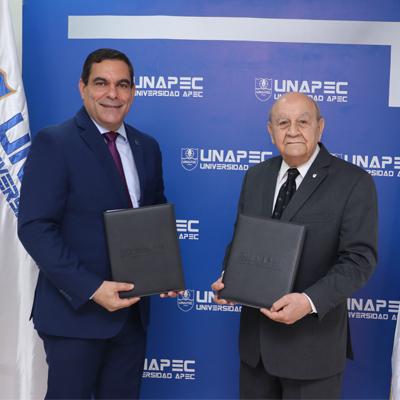 La SIPEN y UNAPEC firman acuerdo de Cooperación Interinstitucional